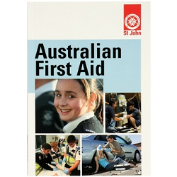 St John Australian First Aid Book