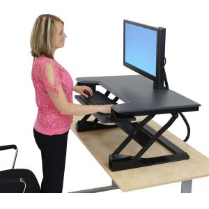 Portable Sit Stand Desk | Action OHS Consulting Online Shop