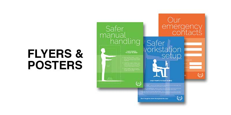 Action-OHS-Consulting-Safety-Promotion-Materials-Flyers-Posters