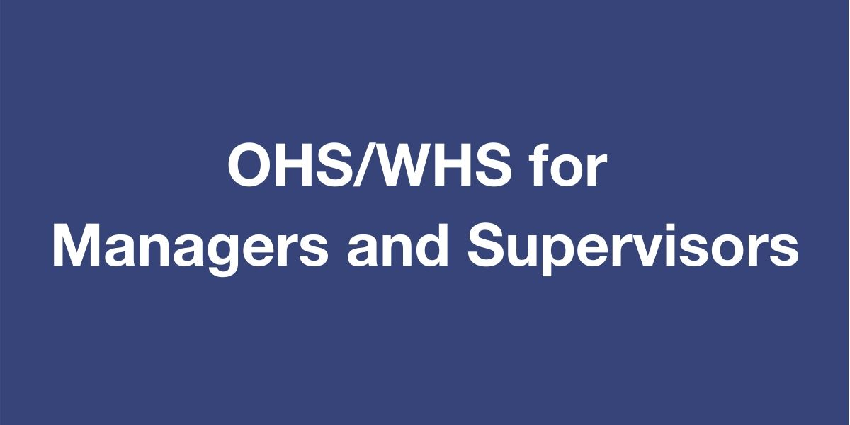 OHSWHS