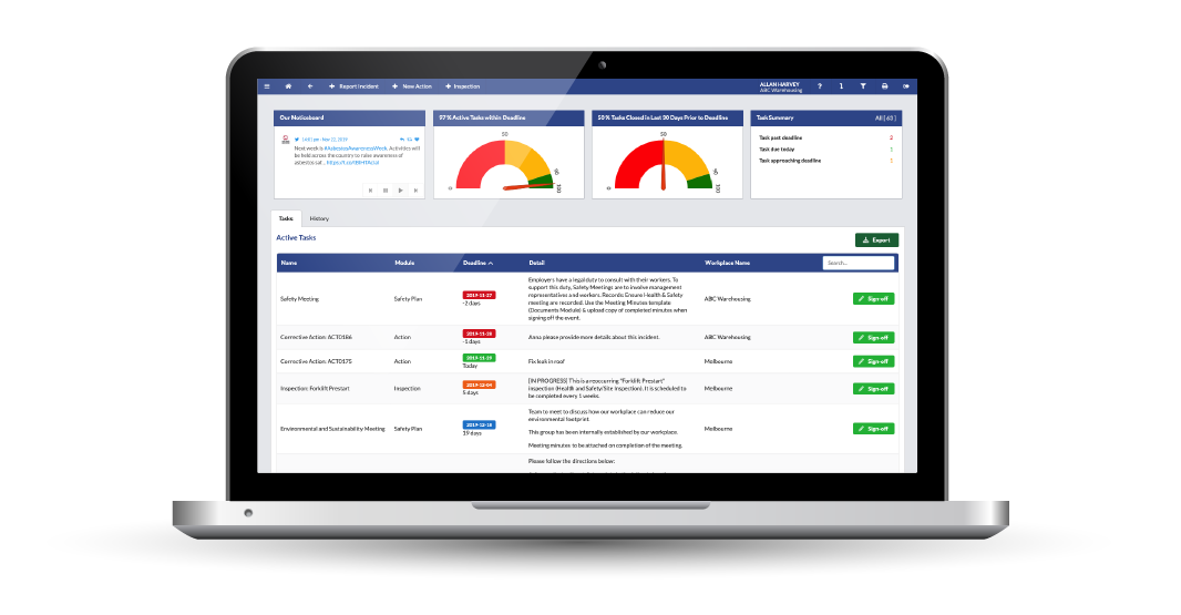 Safety-Champion-Easy-Overview-Dashboard-For-Managers
